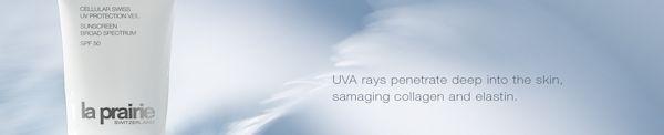 Cellular Swiss UV zonnebrandcrème | La Prairie