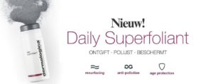 Nieuw! Daily Superfoliant | Dermalogica