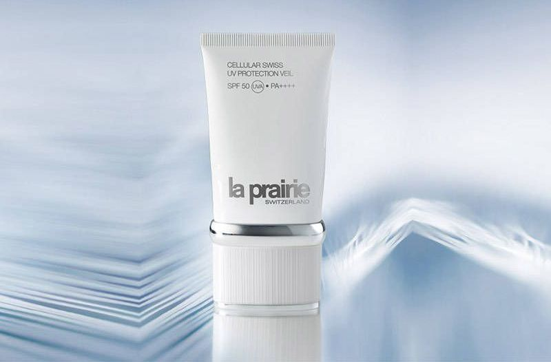 Cellular Swiss UV Protection Veil Sunscreen SPF 50 | La Prairie Nederland