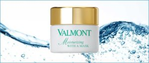 Moisturizing with a mask | Valmont | Hydraterend masker