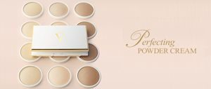Perfecting Powder Cream | Valmont | verkrijgbaar bij the art of skincare