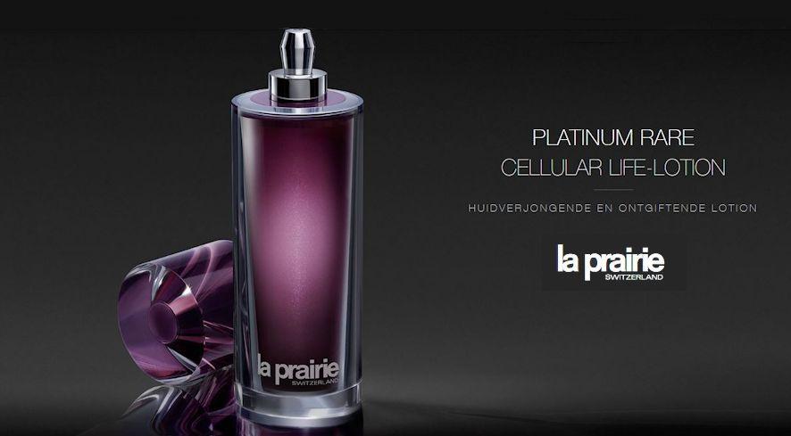 La Prairie | Platinum Rare Cellular Life-lotion