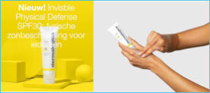 Invisible Physical Defense SPF 30 zonbescherming Dermalogica