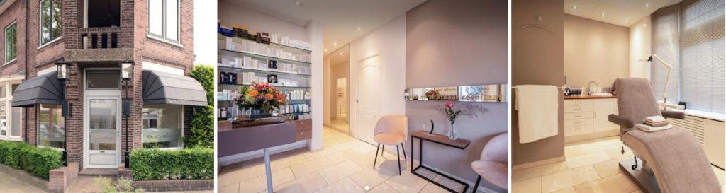 The art of skincare huidinstituut schoonheidssalon Soest Baarn Amersfoort Hilversum Schoonheidsspecialiste van het jaar