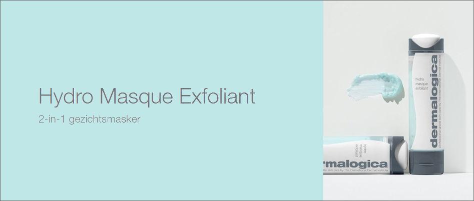 Gezichtsmmasker Hydro Masque Exfoliant Demalogica masker Nu te koop bij The art of Skincare