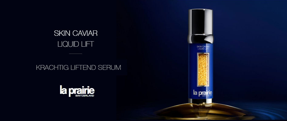Skin Caviar Liquid Lift La Prairie Soest Baarn Amersfoort Utrecht Hilversum